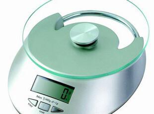 电子厨房秤 去皮功能电子称 食品秤 精度1克 最大称量5KGS,厨房工具,