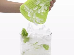 emo+创意冰格 制冰模具 创意冰冰碎铂金硅胶环保材料,厨房工具,