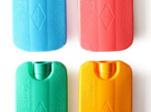 出口 夏日外用 ICE BOX 制冷冰盒 食物保鲜退烧冷敷4色随机发,厨房工具,
