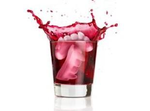 美国代购FRED冰格 Cold Blooded Ice Cube Tray吸血鬼牙齿制冰格,厨房工具,