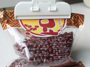 日本LEC 厨房保鲜夹 食物封口夹 食品密封夹 零食小夹子(2个入),厨房工具,