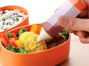 arnest美食注射笔2件套装 DIY蛋糕模具 厨房用具烘焙饼干制作工具,厨房工具,