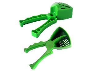 千奇 橙子榨汁器 手动榨汁机 钳式手压迷你水果果汁机 环保正品,厨房工具,