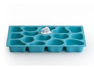 泰国 Qualy Polar Ice Tray / 北极冰/冰格/制冰格/冰盒,厨房工具,