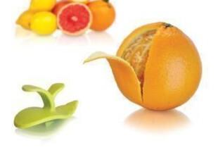梵酷 进口 Vacu Vin 拨橙器 去皮器,厨房工具,