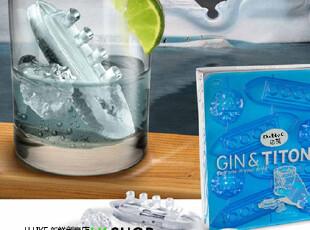 狸家 冰格 冰盒 铁达尼号 泰坦尼克号 3D冰块 情调浪漫 船冰格,厨房工具,