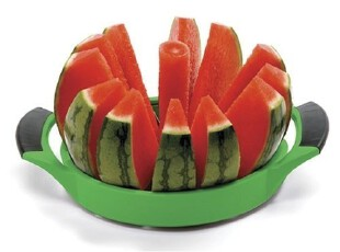 美国代购 夏天必备!有爱的 西瓜神器 神器家族新成员!绿色,厨房工具,