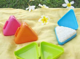 帮多,日本热销三角饭团盒 寿司模具 创意微波饭团盒,食品检查OK,厨房工具,