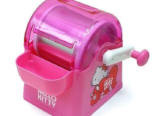 ★公主梦想★韩国家居*Hello Kitty*粉色DIY冰激凌机M1616,厨房电器,