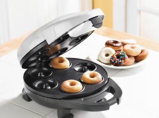 mini甜圈工厂 面包甜点diy 甜圈制造机 进口甜圈制作机器 预定,厨房电器,