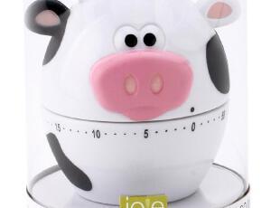 Jo!e 定时器提醒器 奶牛造型 厨房用旋转式定时器 美国商场代购,厨房电器,