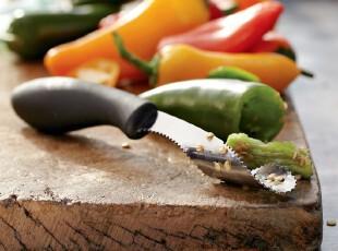 美式厨房必备 青椒辣椒去核器,厨房电器,