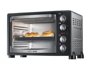 COUSS CO-2501 卡士电烤箱 上下火分开独立控温 实体授权 包邮,厨房电器,