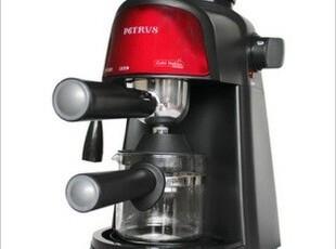 Petrus/柏翠 PE3800 家用意式高压蒸汽半自动咖啡机 打奶泡,厨房电器,