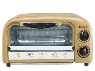 正品Loyola/忠臣 LO-0701家用迷你机械式小型电烤箱 蛋糕饼干特价,厨房电器,