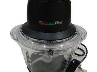 【天天特价】出口欧洲家用1.2L玻璃碗电动绞肉机|碎肉机|搅拌机,厨房电器,