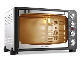 Couss CO-3501 卡士烘焙电烤箱 上下火独立控温 实体授权 包邮,厨房电器,
