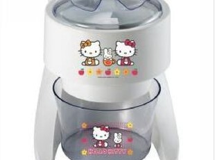 ●公主梦想●韩国家居*HelloKitty*清凉一夏*电动刨冰机 C501,厨房电器,