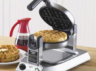 美国代购 原装正品Waring WMK300A厨房必备 华林不锈钢烤饼机,厨房电器,
