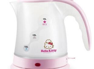 ★公主梦想★韩国家居*Hello Kitty*可爱粉红电热水壶M1586,厨房电器,