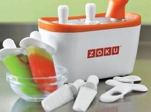 预订!美国购zoku快速不插电冰棒机/无添加神奇雪糕机,厨房电器,