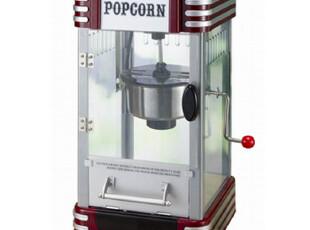 【视频】新款POPCORN复古情调家用爆米花机 可爆加油加糖 送玉米,厨房电器,