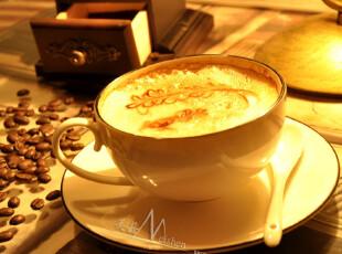 美甚 英国 高档陶瓷咖啡杯子套装创意英式手绘青花出口随行杯kf02,咖啡器具,