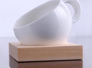 淘金币 梅纳雪 陶瓷骨瓷原子咖啡杯子 水杯 欧式创意礼品套装,咖啡器具,