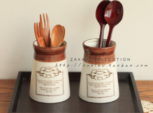 【17° Life】ZAKKA 法式陶瓷奶罐 花器,咖啡器具,