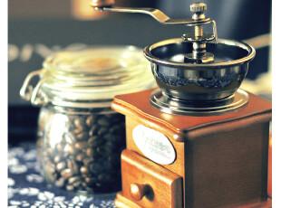 包邮 磨豆机/咖啡磨豆机/咖啡豆研磨机/磨咖啡豆机/手动粉碎机,咖啡器具,