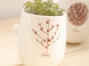 迷你水杯 咖啡杯 茶杯 花器 陶瓷杯 摆设 zakka,咖啡器具,