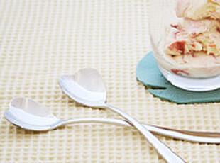 意大利Alessi 浪漫心形咖啡勺套装AMMI08SET 生日礼物现货,咖啡器具,
