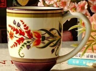 新古典主义/美克美家乡村陶瓷杯/咖啡杯/马克杯/茶杯,咖啡器具,