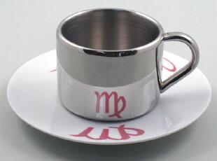 丹麦PO:新品 Virgo 处女座/星座倒影杯/茶杯/咖啡杯 P387,咖啡器具,