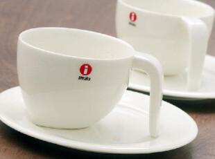 芬兰Iittala Ego陶瓷咖啡杯碟组 [咖啡独奏] 大中小可选,咖啡器具,