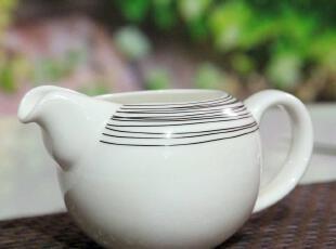 出口 杂款 优质骨瓷 奶缸 酱缸,咖啡器具,