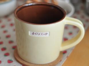 经典Starbucks 星巴克 a daily cup of coffee 陶瓷咖啡杯 牛奶杯,咖啡器具,