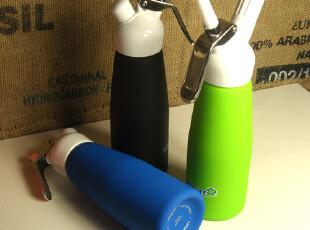 美国原装无比Whip-it奶油* 打奶器 500ml 花式咖啡 多色可选,咖啡器具,