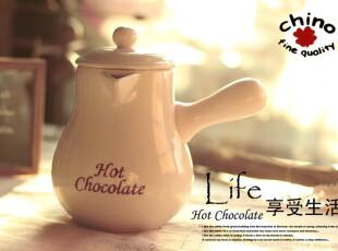 享受时光。HOT CHOCOLATE 巧克力壶,咖啡器具,