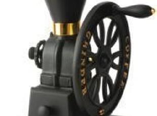 台湾进口BE9361大单轮轮咖啡手摇磨豆机 研磨机 手动咖啡粉碎机,咖啡器具,