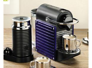 Harbor House 奈斯派索蒸汽压力咖啡器奶泡机组合装 PixieC60,咖啡器具,
