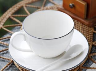 外贸出口陶瓷 英国Denby 梅斯尊贵 红茶杯 咖啡杯 配碟 7折,咖啡器具,