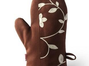 特价多样屋安娜系列微波炉专用隔热手套 加厚 咖啡,围裙,