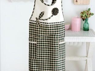 〓持家太太〓韩国家居*主妇生活*韩国围裙SP15-20(2色入),围裙,