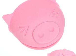 丽都 小猪 隔热手套 创意家居 微波炉手套 防护手套 防烫手套,围裙,