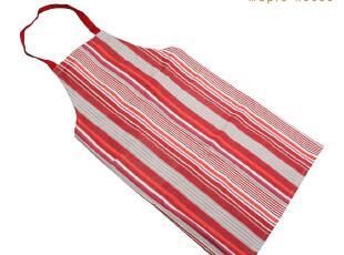 美朴生活 印度进口 纯棉防污餐厅厨房围裙 工作服围裙 家居服围裙,围裙,