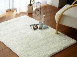 包邮日式风格水洗超柔丝毛绒客厅茶几卧室地毯防滑特价促销,地毯,