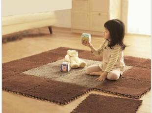 ROCO 日式柔软羊羔绒魔方客厅卧室防滑地毯地垫 儿童安全爬行垫,地毯,