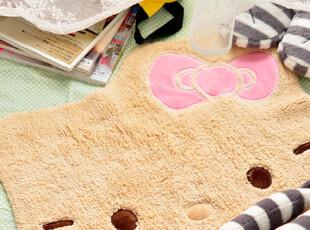 yo~ 可爱凯蒂酱柔软舒适地垫 特!,地毯,