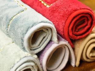 出口日本超柔质感门厅卧室地毯 地垫 进门地垫 门垫 吸水防滑脚垫,地毯,